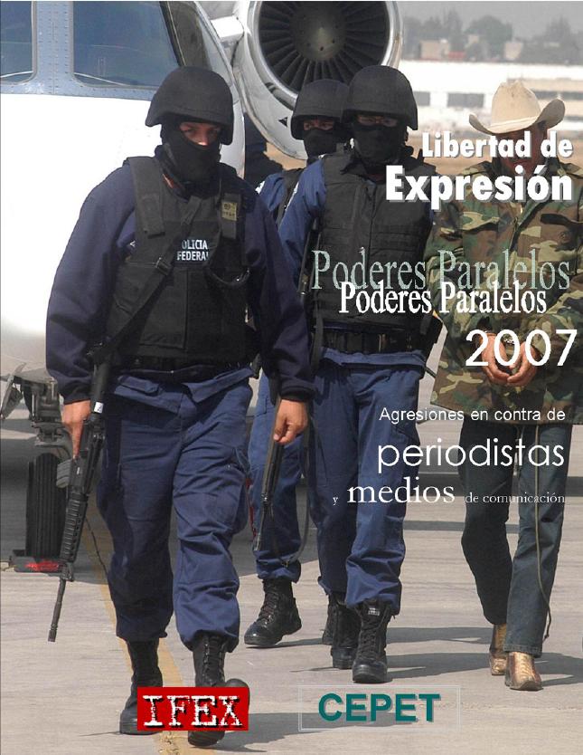 Portada informe 2007